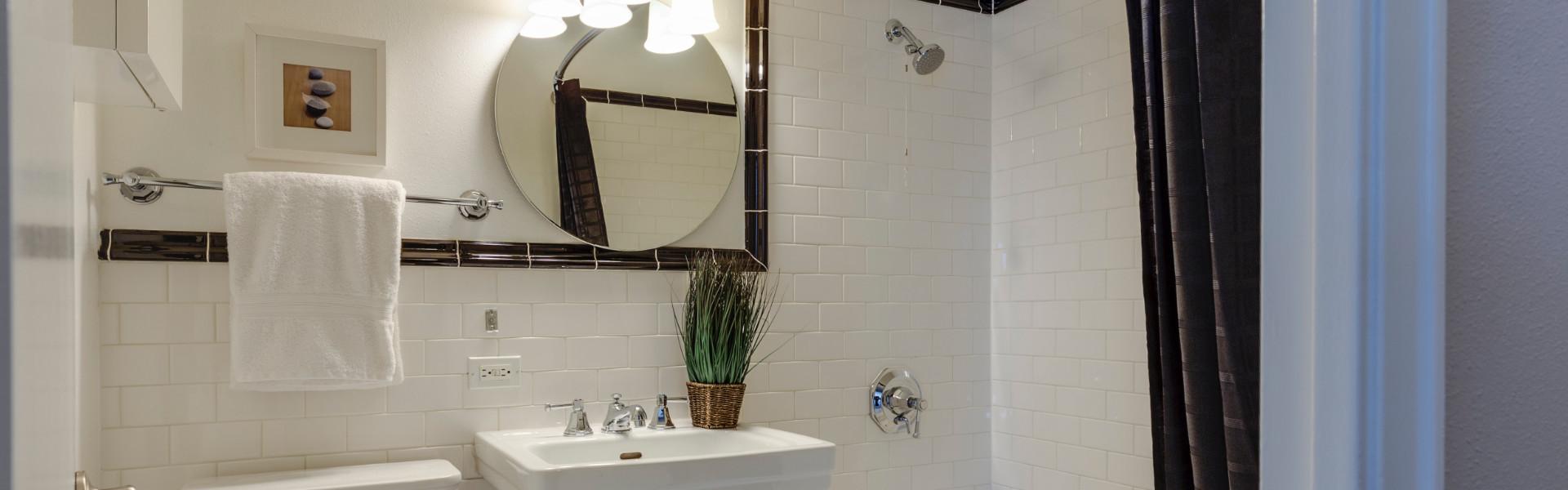 Oświetlenie do łazienki - poradnik wnętrzarski