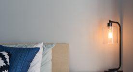 Oświetlenie do sypialni - lampki, lampy, kinkiety - porady i inspiracje