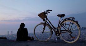 Czy rower oświetlamy tak samo, jak samochód?