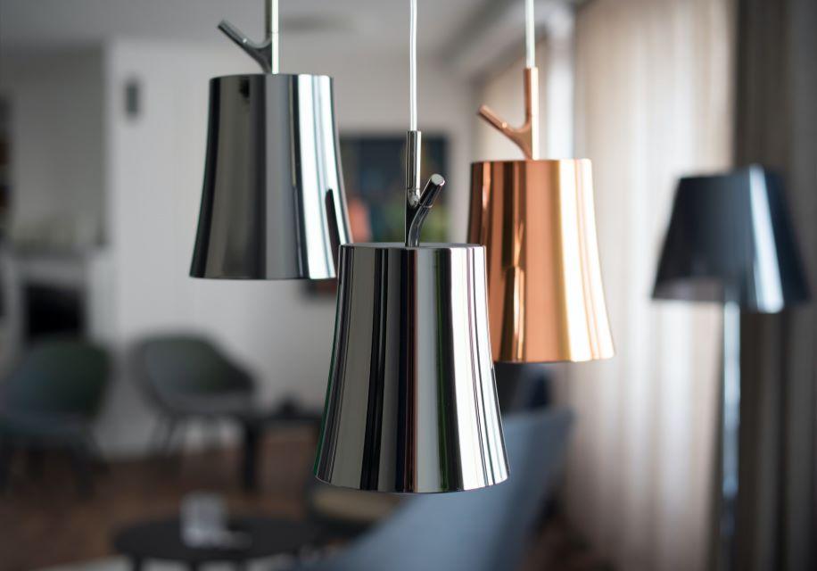 Nowoczesne oświetlenie szynowe w domu
