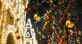 Świąteczne oświetlenie w listopadzie? Nastrojowa iluminacja poprawi nam humor na długo przed świętami