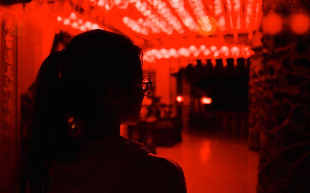 Przykład oświetlenia ambientowego